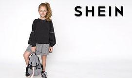 בגדי ילדים עד 70% הנחה ב-SHEIN