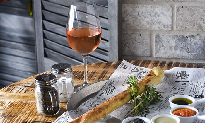 3 מסעדת גליאנו Galliano באגמון החולה - ארוחת שף זוגית לרגל ההשקה!