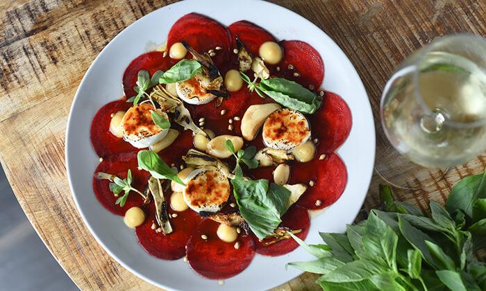 4 מסעדת גליאנו Galliano באגמון החולה - ארוחת שף זוגית