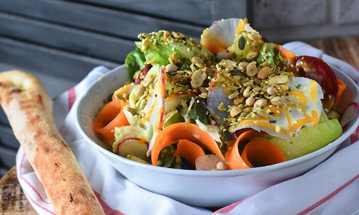 7 מסעדת גליאנו Galliano באגמון החולה - ארוחת שף זוגית לרגל ההשקה!