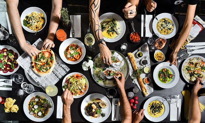 16 מסעדת גליאנו Galliano באגמון החולה - ארוחת שף זוגית