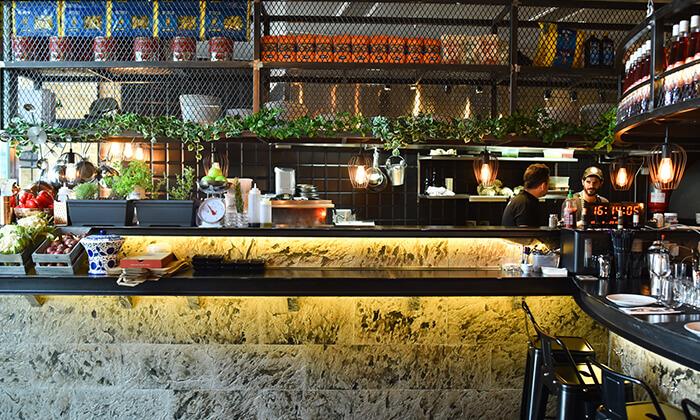 13 מסעדת גליאנו Galliano באגמון החולה - ארוחת שף זוגית לרגל ההשקה!