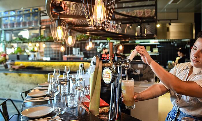 14 מסעדת גליאנו Galliano באגמון החולה - ארוחת שף זוגית לרגל ההשקה!