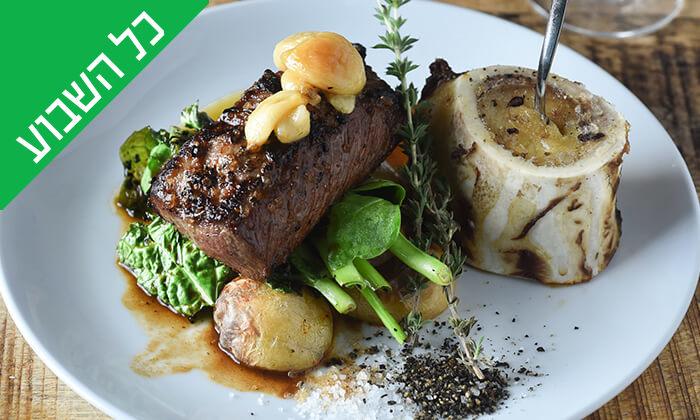9 מסעדת גליאנו Galliano באגמון החולה - ארוחת שף זוגית