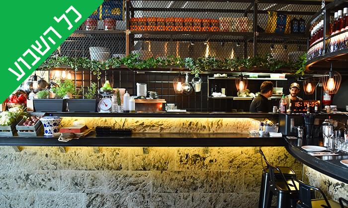 13 מסעדת גליאנו Galliano באגמון החולה - ארוחת שף זוגית