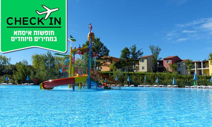 5 פסח בצפון איטליה - אגם גארדה היפה, ורונה הרומנטית, פארקים לכל המשפחה ועוד