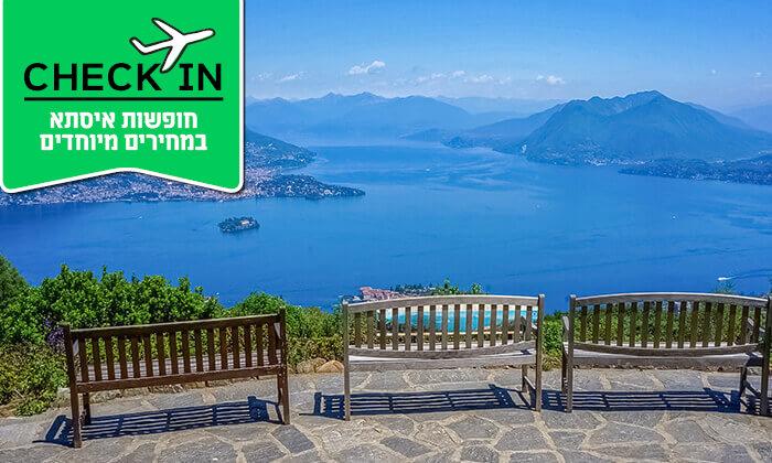 2 פסח בצפון איטליה - אגם גארדה היפה, ורונה הרומנטית, פארקים לכל המשפחה ועוד