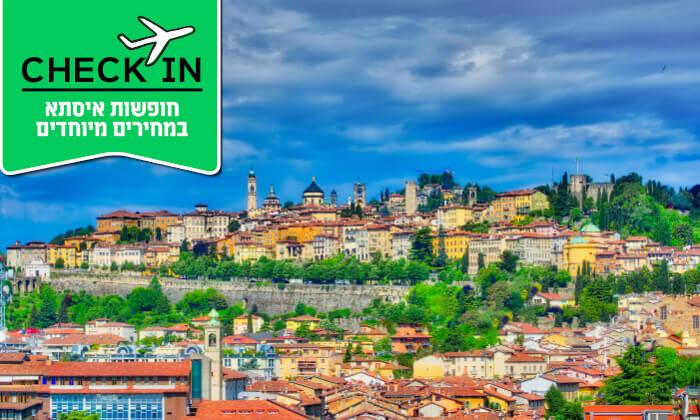 12 פסח בצפון איטליה - אגם גארדה היפה, ורונה הרומנטית, פארקים לכל המשפחה ועוד