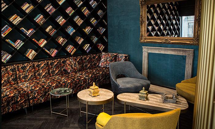 5 מלון בוטיק לייטהאוס - חווית אירוח אורבנית, תוססת ובלתי שגרתית