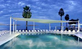 מלון G Hotel, כולל חמי טבריה