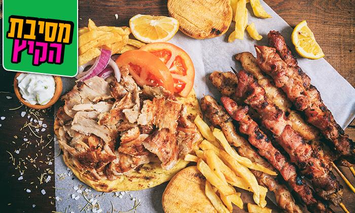 3 ארוחת בשרים זוגית בשיפודי הפינה, רמת גן