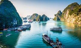 טיול מאורגן לצפון וייטנאם