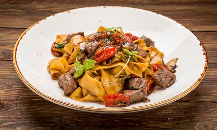 2 לוזאטו - LUZZATTO מסעדת בשרים איטלקית כשרה למהדרין - ארוחה זוגית לרגל ההשקה!