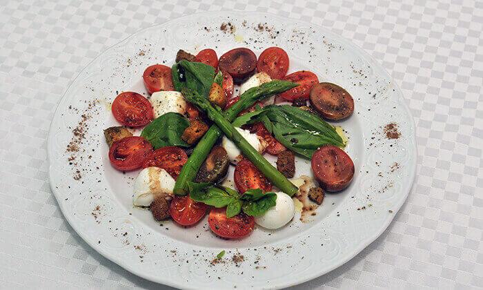7 ארוחה זוגית במסעדת מונטיפיורי הכשרה, ירושלים