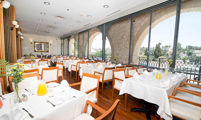 13 ארוחה זוגית במסעדת מונטיפיורי הכשרה, ירושלים