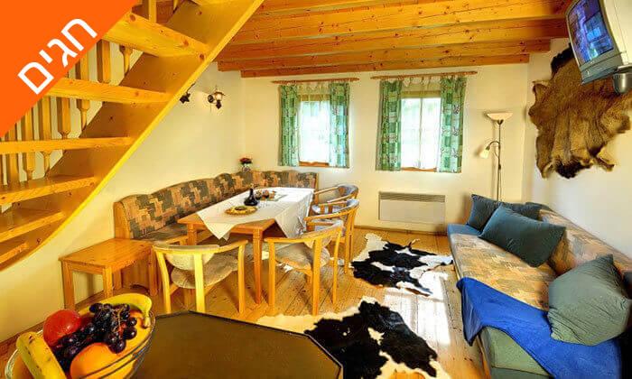 3 חופשה משפחתית בהרי הטטרה בסלובקיה - כולל רכב שכור וכפר נופש מומלץ, כולל שבועות