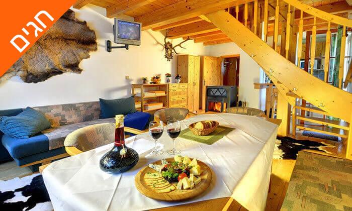 4 חופשה משפחתית בהרי הטטרה בסלובקיה - כולל רכב שכור וכפר נופש מומלץ, כולל שבועות