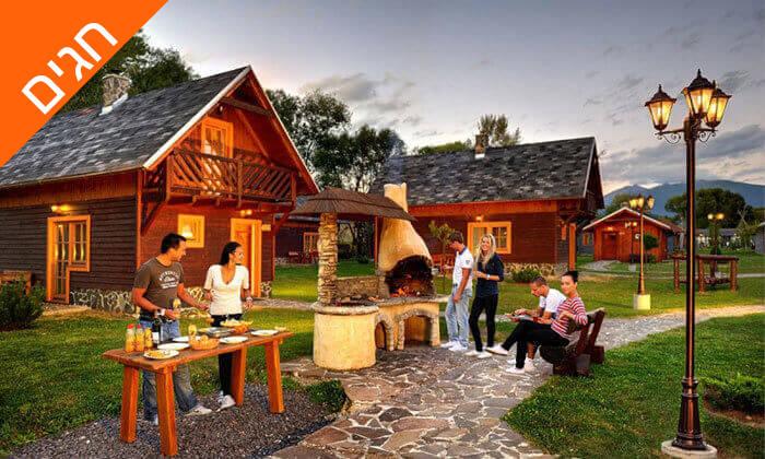 9 חופשה משפחתית בהרי הטטרה בסלובקיה - כולל רכב שכור וכפר נופש מומלץ, כולל שבועות