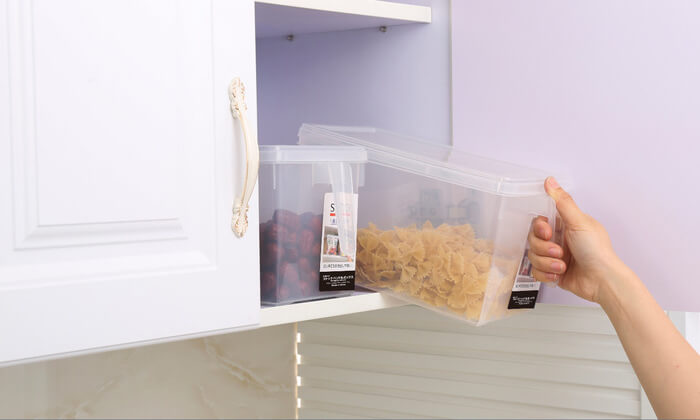 3 סט 4 קופסאות למקרר