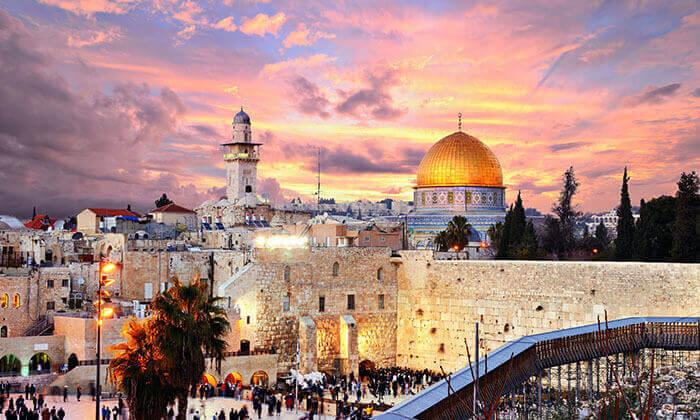 3 חופשה זוגית בלב ירושלים