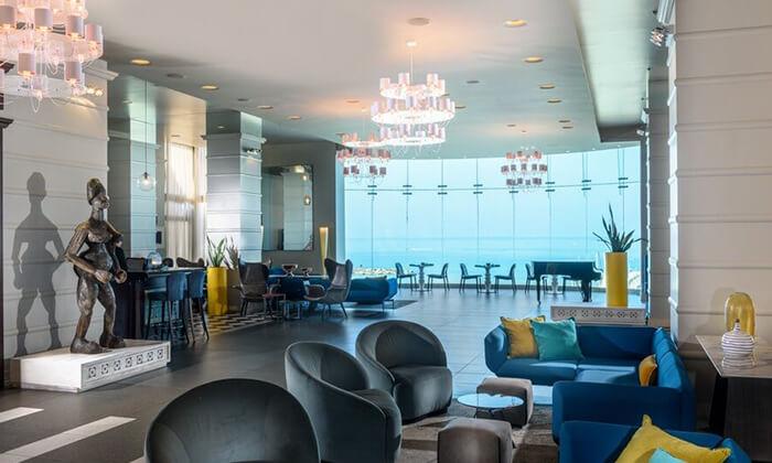 8 יום כיף במלון הרודס תל אביב
