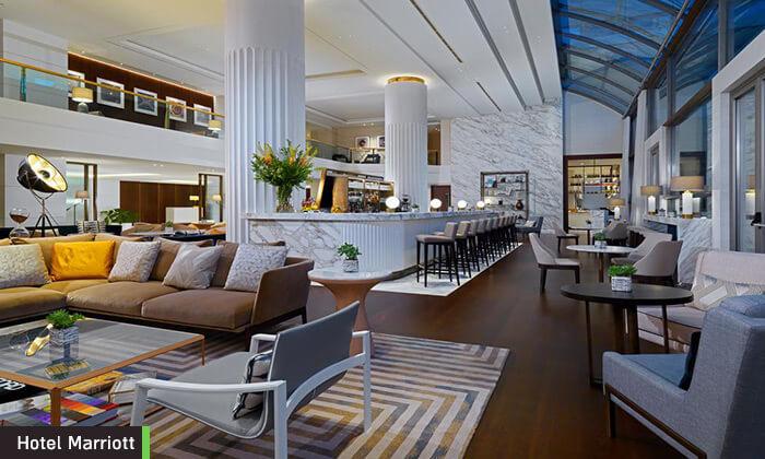 10  חופשת 5 כוכבים ב-Marriott אתונה, כולל סופ''ש