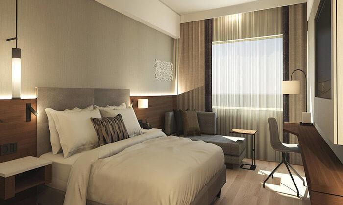 2  חופשת 5 כוכבים ב-Marriott אתונה, כולל סופ''ש