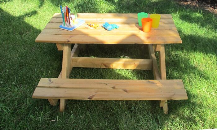 """2 שולחן קק""""ל לילדים"""