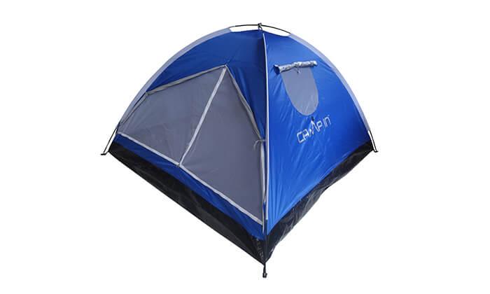 2 אוהל ל-4 אנשים Campin