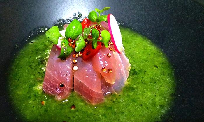 9 GROO PREMIUM: ארוחת שף זוגית במסעדת המקדש הכשרה, כפר סבא