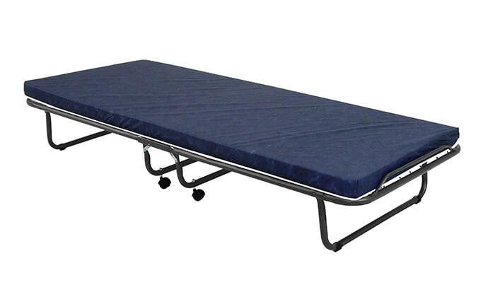 2 מיטה מתקפלת עם מזרן