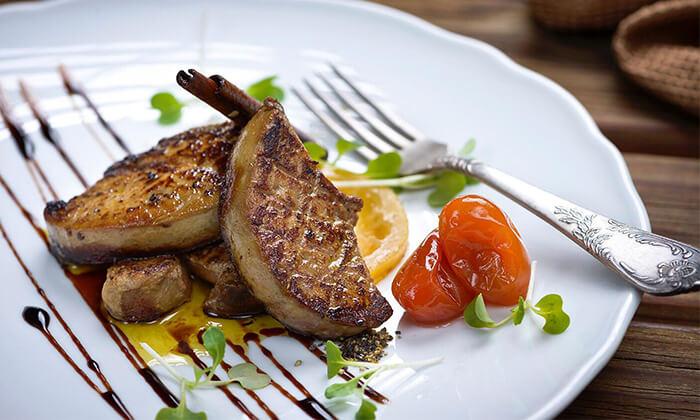 12 ארוחה זוגית במסעדת ברזיל הקטנה, אילת