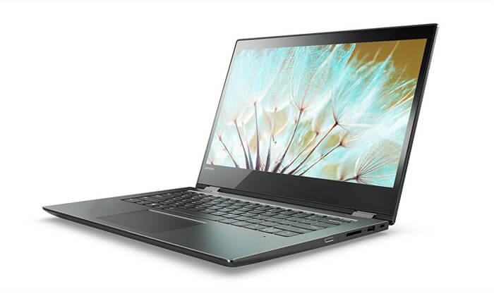 5 מחשב נייד LENOVO לנובו עם מסך מגע מתהפך 15.6 אינץ'