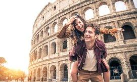 חופשה ברומא במגוון תאריכים