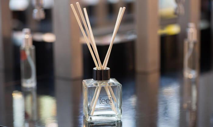 6 רשת Feel Perfume Bar, בר בשמים במגוון קניונים ברחבי הארץ - בקבוק בושם לבחירה