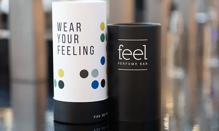 8 רשת Feel Perfume Bar, בר בשמים במגוון קניונים ברחבי הארץ - בקבוק בושם לבחירה
