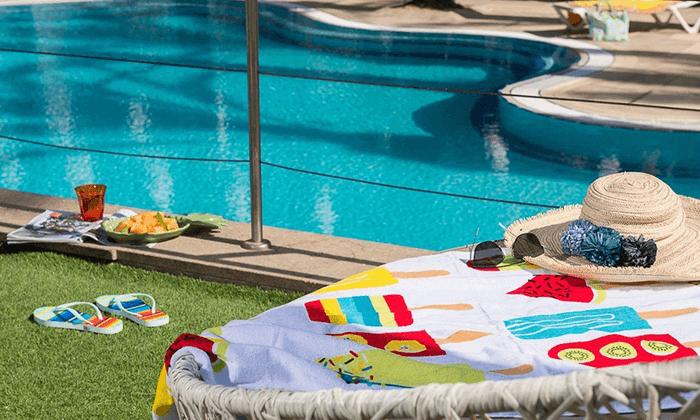 6 יום כיף במלון לאונרדו פלאזה אילת, כולל טיסות