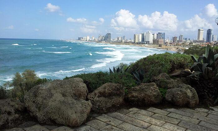 5 חופשת בוטיק בלב תל אביב