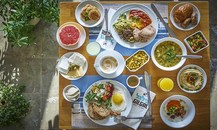 7 חופשת בוטיק בלב תל אביב