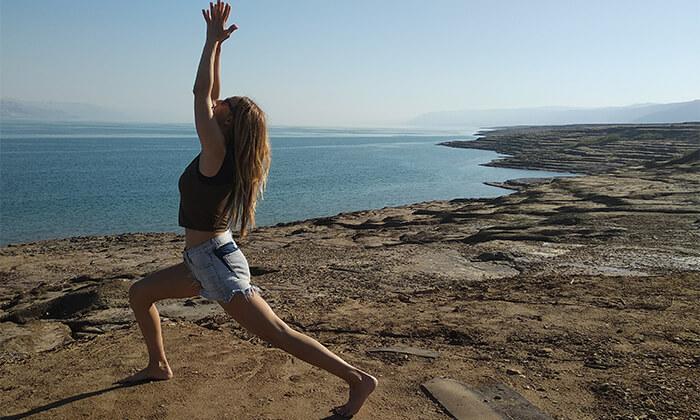 5 שיעורי יוגה ב-YAM מרכז יוגה ורפואה משלימה, חיפה