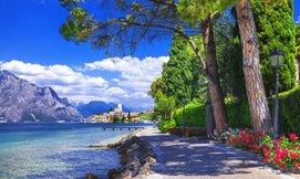 קיץ וחגים בגארדה וצפון איטליה