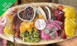 מגש פירות אקזוטי וכשר, טרופיקו