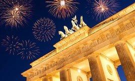 חג המולד וסילבסטר בברלין