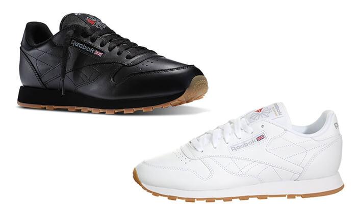 8 נעלי סניקרס לנשים וגברים REEBOK