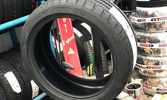 3 החלפת צמיגים ואיזון גלגלים במוסך סגול, כרמיאל
