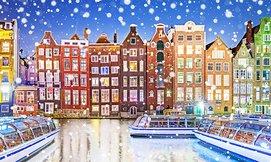 5* באמסטרדם, חג המולד וסילבסטר