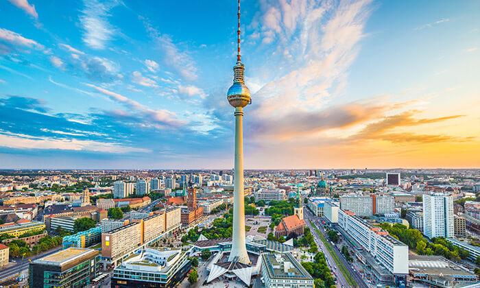9 חופשה והופעה: בוב דילן בברלין