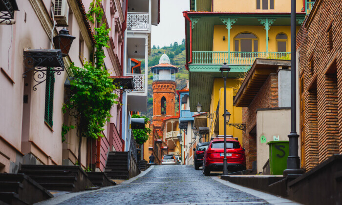 6 טיול מאורגן לגאורגיה, כולל טיול ג'יפים, ערבי פולקלור ועוד. כולל חגים