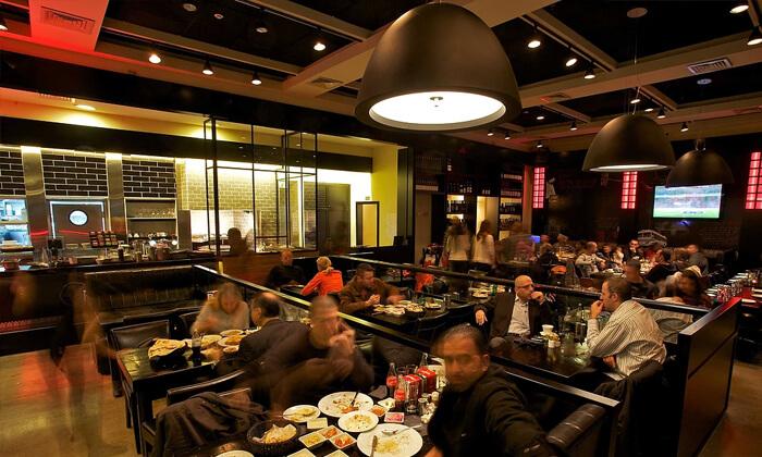 5 ארוחת בשרים במפגש הסטייק, אבן גבירול