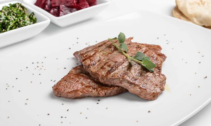 6 ארוחת בשרים במפגש הסטייק, אבן גבירול